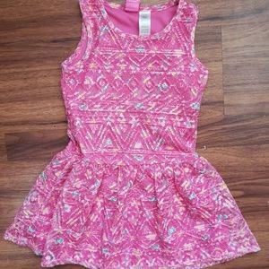 Hello Kitty Flair Dress Small 6/6X 💥5/$20💥